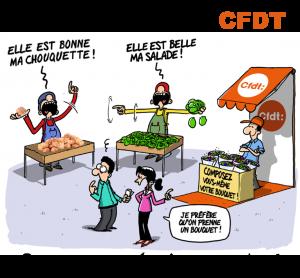 Enqêtes CFDT -Parceque nous négocions pour vous !